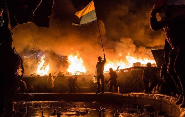 Годовщина расстрела Майдана: В сети почтили память Героев Небесной сотни