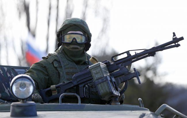Фото: на Донбасі зафіксовані чергові втрати у з'єднаннях та частинах 1 і 2 АК ВС РФ