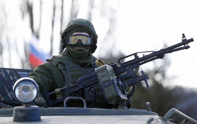 Фото: боевики продолжают провоцировать силы АТО
