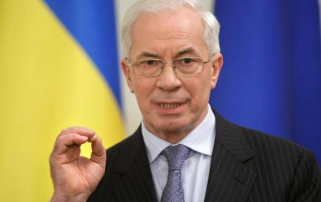 Фото: Микола Азаров (news.bigmir.net)