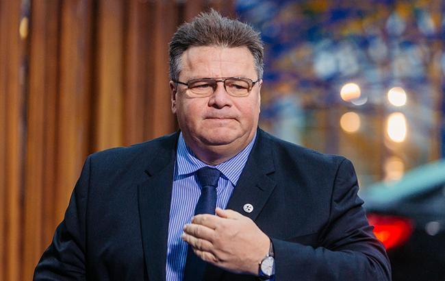 Санкции против России могут быть продлены на год, - глава МИД Литвы