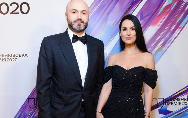 Красивые и счастливые: Маша Ефросинина с мужем вышли в свет в стильных нарядах