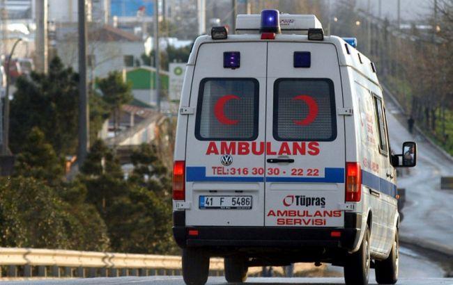 Фото: в результате взрыва в Турции ранен губернатор