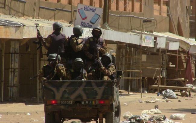 Фото: ЧП в Мали