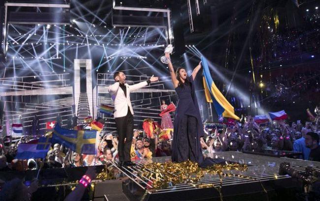 Фото: Евровидение 2017 пройдет в Киеве (Glamurchik)
