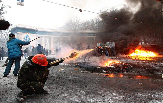 День Достоинства и Свободы (фото: РБК-Украина)