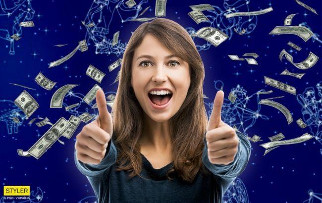 Сказочные везунчики: астролог рассказал, кто точно разбогатеет в 2019 году