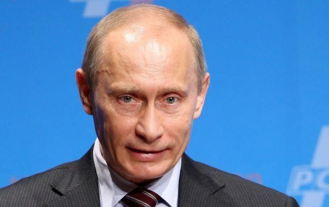 Путін розпорядився подати в суд на Україну через борг
