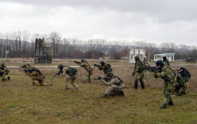 В Литву прибыл новый военный контингент США