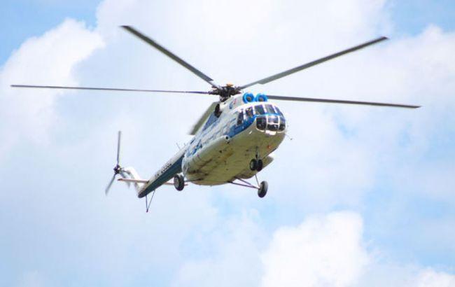 Фото: вертолет Ми-8
