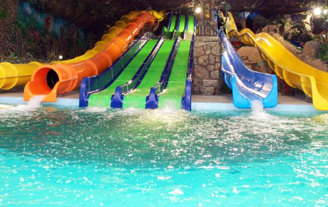 Фото: аквапарк у Харкові