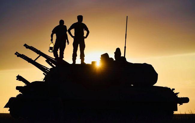 На Донбассе в воскресенье боевики дважды нарушили перемирие