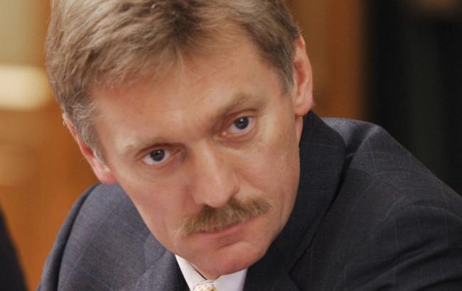Росія вимагає гарантій, що Україна не вступить у НАТО, - Пєсков