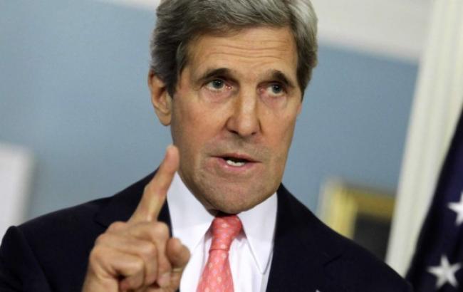 У Держдепі США уточнили, що Керрі приїде в Київ 5 лютого