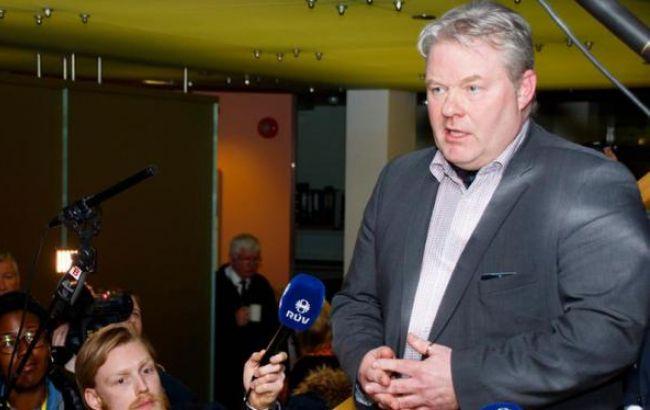 Фото: Сігурдур Інгі Йоханнссон йде з посади прем'єра