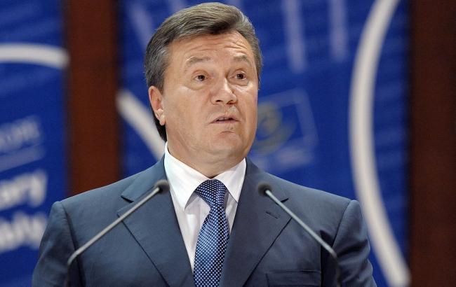 Фото: допит Віктора Януковича призначено на 13:00
