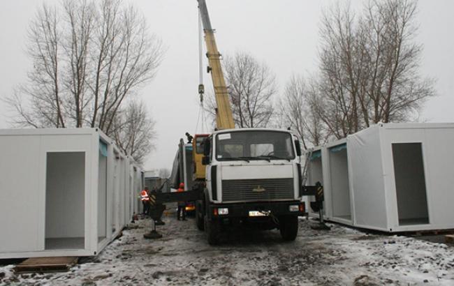 Австрия профинансирует строительство жилья для 500 беженцев c Донбасса