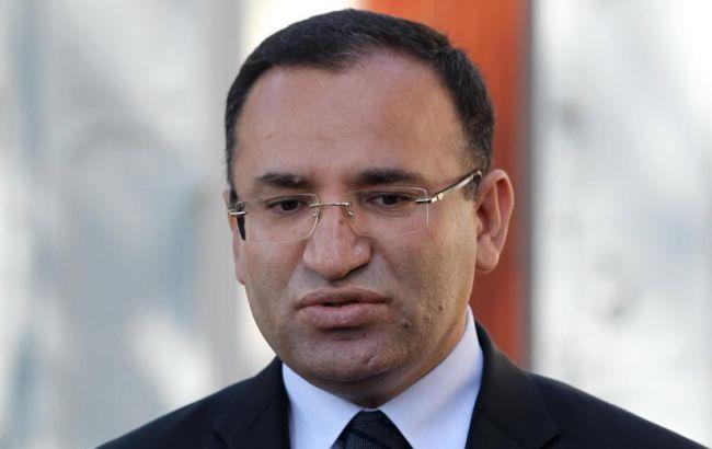 Фото: міністр юстиції Туреччини Бекір Боздаг