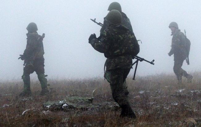 Обнародован список захваченных боевиками семерых украинских военных