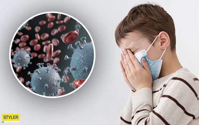 Коронавирус у детей: медики обнаружили интересную особенность