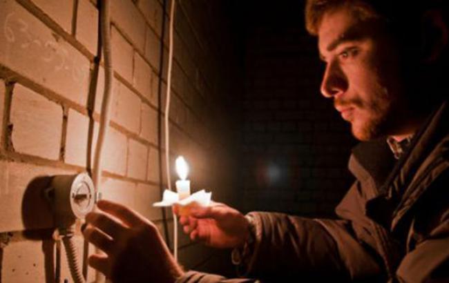 У Запорізькій області через ожеледицю знеструмлено 94 населених пункти