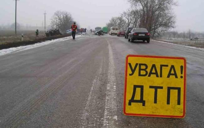 У Львівській обл. в результаті ДТП загинуло 3 людини