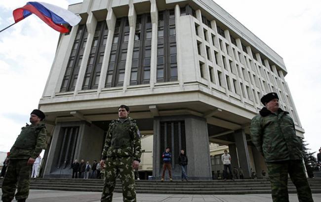 Россия отказалась продлить Крыму переходной период