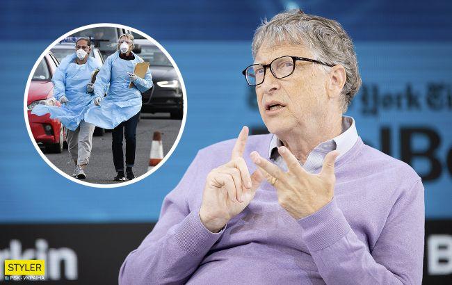 Білл Гейтс назвав нові загрози для людства: гірше коронавірусу