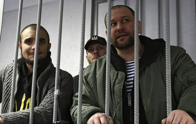 """Фото: прокуратура проверит заявления экс-бойцов """"Торнадо"""" об избиении"""
