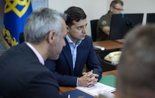 Зеленский согласовал порядок применения ВСУ