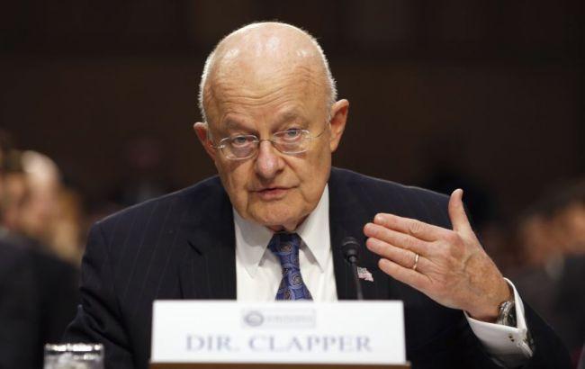 Фото: Клеппер заявив, що РФ хоче бути такою ж великою державою як США