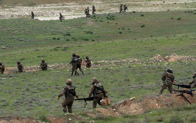 Азербайджан ввів комендантську годину на зайнятих територіях Карабаху