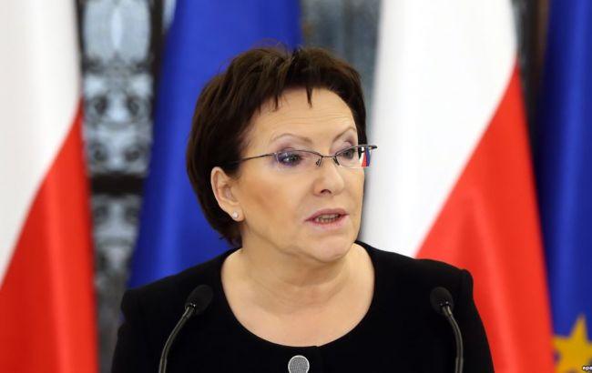 """В Польше назначены новые министры после """"кассетного скандала"""""""