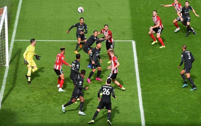 В чемпіонаті Англії назвали умову дострокового завершення сезону