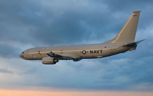 Російський винищувач перехопив американський літак-розвідник над Балтійським морем