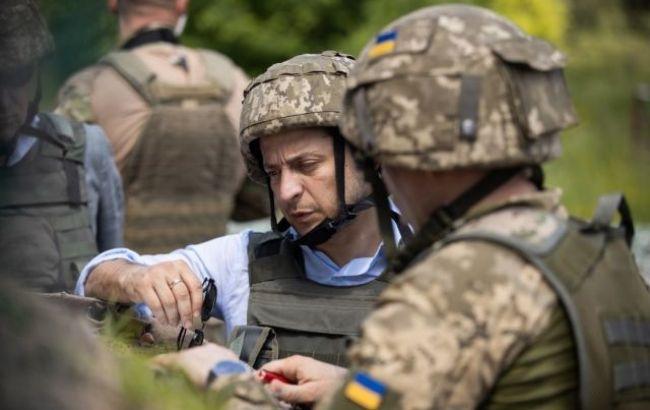 Зеленский внес изменения в положение о военной службе на случай введения военного положения