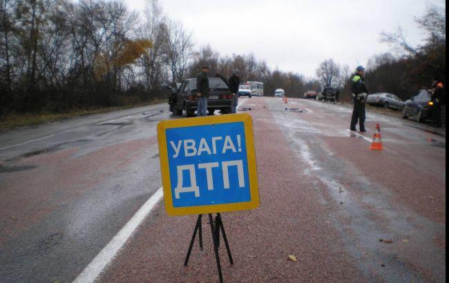 Фото: ДТП у Львівській області