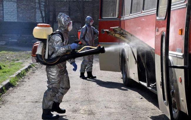 Дезинфекция улиц полностью безопасна для людей и животных, - МВД