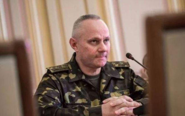 Полторак представив нового начальника Генштабу ЗСУ