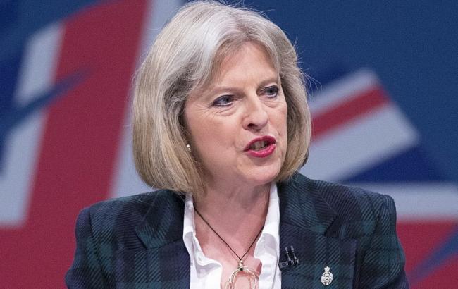 Фото: Тереза Мей заявила про відмову Британії очолити Європейську раду у 2017 році