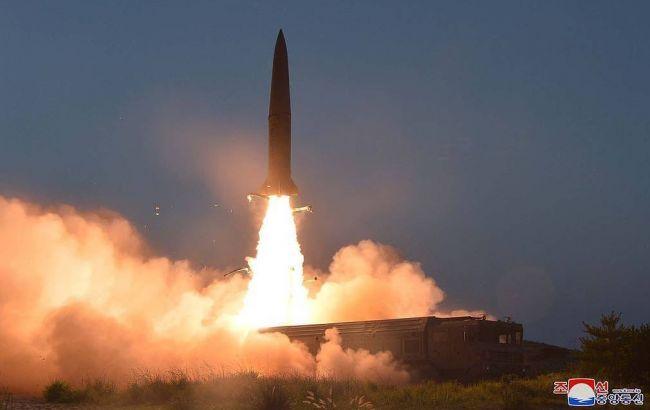 США засікли новий запуск ракети в Північній Кореї