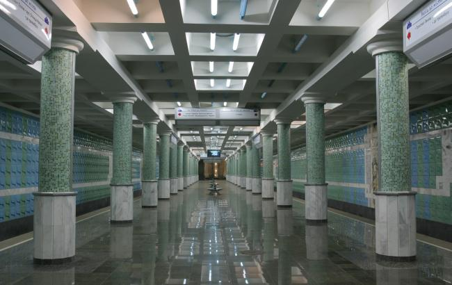 Фото: харківський метрополітен