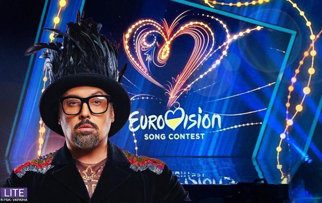 """""""Мій час прийшов"""": Коляденко висловився про участь у Нацвідборі """"Євробачення"""""""