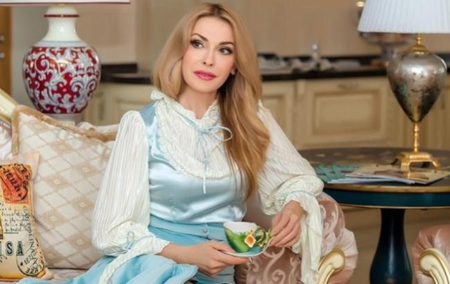 Ольга Сумская - народная артистка Украины