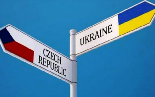 Товарообіг між Україною та Чехією за рік зріс на 30%