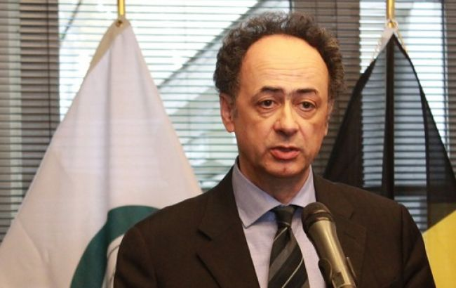 Фото: Мінгареллі - новий голова представництва ЄС в Україні