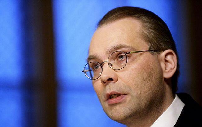 Фото: министр обороны Финляндии Юсси Ниинисте