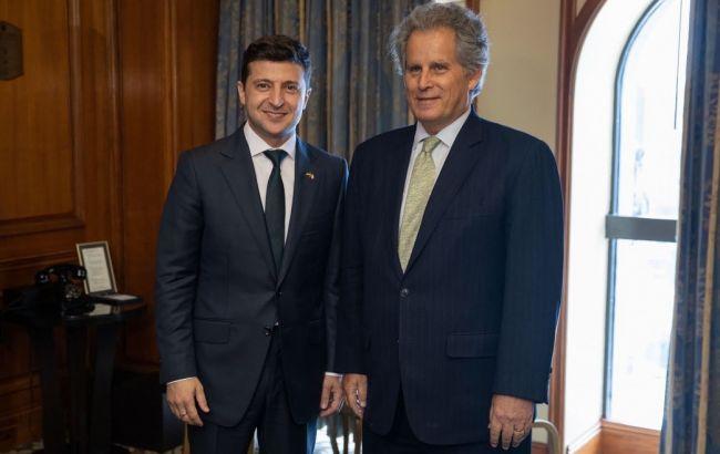 Зеленський запросив до Києва місію МВФ для обговорення нової програми