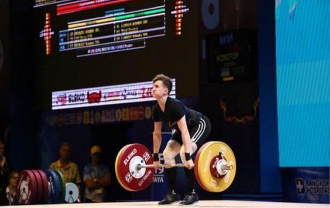Українка Конотоп виграла три золота на чемпіонаті Європи з важкої атлетики в Москві