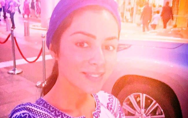 Вышиванка Златы Огневич покорила арабских женщин в Дубае